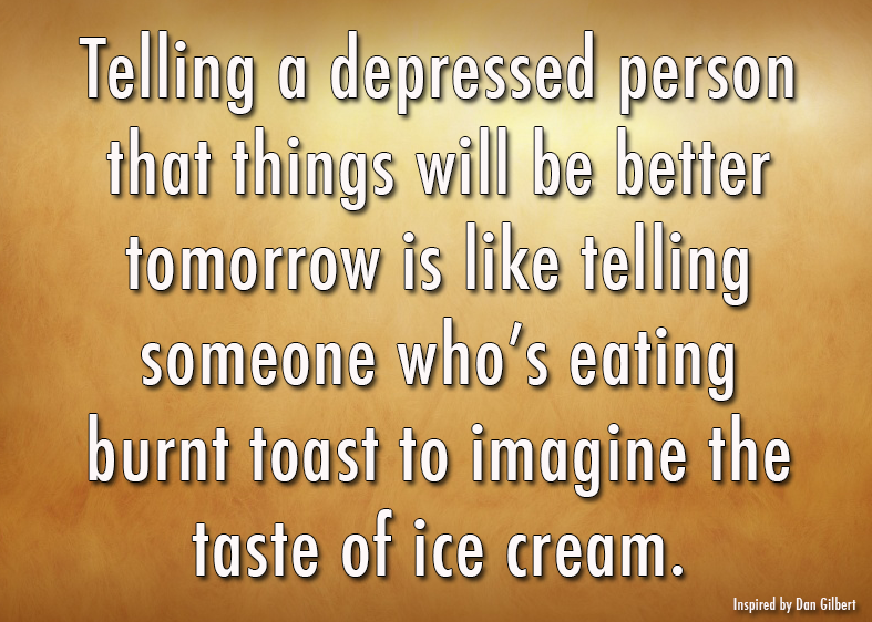 Depression Ice Cream
